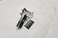 Cold Defender Lightweight Stainless Steel Guns AFTER Chrome-Like Metal Polishing - Aluminum Polishing - Gun Polishing