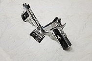 Cold Defender Lightweight Stainless Steel Guns AFTER Chrome-Like Metal Polishing - Aluminum Polishing - Gun Polishing