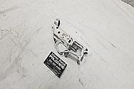AR-15 Aluminum Lower Receiver AFTER Chrome-Like Metal Polishing - Aluminum Polishing