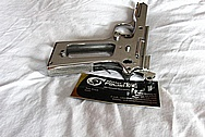 Taurus 1911 Pistol Steel Gun Part(s) AFTER Chrome-Like Metal Polishing and Buffing Services