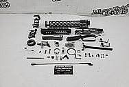 Steel Gun Parts AFTER Chrome-Like Metal Polishing and Buffing Services / Restoration Services - Steel Polishing