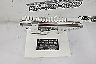 Aluminum AR-15 Upper and Lower Receiver AFTER Chrome-Like Metal Polishing and Buffing Services - Aluminum Polishing Services - Gun Polishing