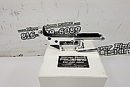 Aluminum AR-15 Lower Receiver AFTER Chrome-Like Metal Polishing and Buffing Services / Restoration Services - Aluminum Polishing
