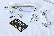 Stainless Steel Ruger Gun Parts AFTER Chrome-Like Metal Polishing and Buffing Services / Restoration Services