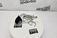 Stainless Steel Taurus Judge Gun Revolver AFTER Chrome-Like Metal Polishing and Buffing Services - Stainless Steel Polishing - Gun Polishing
