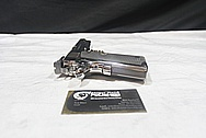 Colt Gold Cup Trophy 1911 .45 Auto Stainless Steel Gun Parts AFTER Chrome-Like Metal Polishing and Buffing Services / Restoration Services