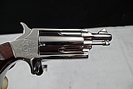Freedom Arms Stainless Steel .22 Magnum Mini Gun AFTER Chrome-Like Metal Polishing and Buffing Services / Restoration Services