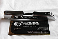 Ruger LCP Stainless Steel Slide AFTER Chrome-Like Metal Polishing and Buffing ServicesBuffing Services