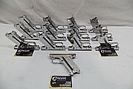 Aluminum Semi Automatic Gun Frame AFTER Chrome-Like Metal Polishing and Buffing Services / Restoration Service