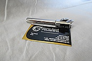 Stainless Steel Gun Barrel AFTER Chrome-Like Metal Polishing and Buffing Services / Restoration Service