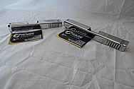 Stainless Steel Glock Gun Slides & Gun Barrels AFTER Chrome-Like Metal Polishing and Buffing Services