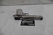 Colt Gold Cup Trophy .45 Auto Stainless Steel Gun / Pistol AFTER Chrome-Like Metal Polishing - Stainless Steel Polishing