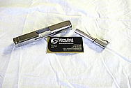 KAHR CW9 Stainless Steel Slide and Barrel AFTER Chrome-Like Metal Polishing and Buffing Services