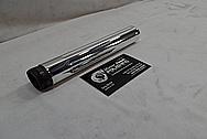 AR-15 Gun Piece AFTER Chrome-Like Metal Polishing - Stainless Steel Polishing