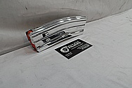 AR-15 Gun Magazine AFTER Chrome-Like Metal Polishing - Stainless Steel Polishing
