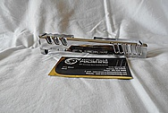 Springfield Armor XD-S .45 ACP Custom Stainless Steel Gun Slide AFTER Chrome-Like Metal Polishing - Stainless Steel Polishing