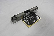 Colt MKIV Gun Frame and Slide BEFORE Chrome-Like Metal Polishing and Buffing Services / Resoration Services