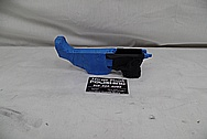 Steel Gun AR-15 Lower BEFORE Chrome-Like Metal Polishing and Buffing Services / Restoration Services - Steel Polishing Services