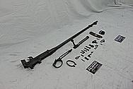 WWII Steel Rifle BEFORE Chrome-Like Metal Polishing and Buffing Services - Steel Polishing - Gun Polishing