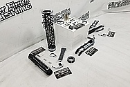Steel Gun Parts BEFORE Chrome-Like Metal Polishing and Buffing Services / Restoration Services - Steel Polishing