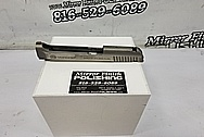 Stainless Steel Taurus PT-92 9MM Slide BEFORE Chrome-Like Metal Polishing and Buffing Services / Restoration Services - Stainless Steel Polishing