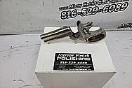 Stainless Steel American Derringer Model 1 - 357 BEFORE Chrome-Like Metal Polishing and Buffing Services - Stainless Steel Polishing - Gun Polishing