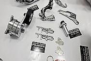 Toyota Supra Aluminum Cylinder Head Project AFTER Chrome-Like Metal Polishing - Aluminum Polishing - Cylinder Head Polishing