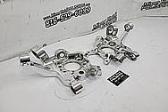 Aluminum Hubs AFTER Chrome-Like Metal Polishing and Buffing Services - Aluminum Polishing