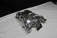 Mazda RX7 Aluminum Intake Manifold AFTER Chrome-Like Metal Polishing and Buffing Services / Restoration Services