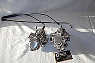 Aluminum Carburetors AFTER Chrome-Like Metal Polishing and Buffing Services / Restoration Services