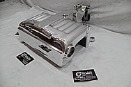 Aluminum Intake Manifold for Ford Mustang AFTER Chrome-Like Metal Polishing and Buffing Services / Restoration Services