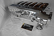 Mitsubishi 3000GT Aluminum Intake Manifold AFTER Chrome-Like Metal Polishing and Buffing Services / Restoration Services