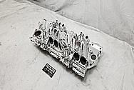 TPI Aluminum Intake Manifold AFTER Chrome-Like Metal Polishing - Aluminum Polishing