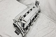 2003 - 2006 Dodge Viper Aluminum Intake Manifold AFTER Chrome-Like Metal Polishing - Aluminum Polishing