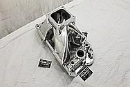 Edelbrock Aluminum Intake Manifold AFTER Chrome-Like Metal Polishing - Stainless Steel Polishing - Aluminum Polishing
