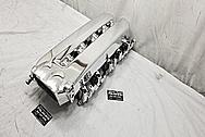 2003 - 2006 Dodge Viper Aluminum Intake Manifold AFTER Chrome-Like Metal Polishing - Stainless Steel Polishing - Aluminum Polishing