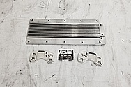 Sheet Metal Aluminum Intake Manifold AFTER Chrome-Like Metal Polishing - Aluminum Polishing