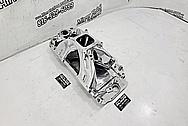 Edelbrock Aluminum GM V8 Intake Manifold AFTER Chrome-Like Metal Polishing and Buffing Services / Restoration Services - Intake Polishing - Aluminum Polishing