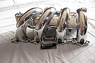 1988 Porsche 944S 2.5L Magnesium Intake Manifold AFTER Chrome-Like Metal Polishing and Buffing Services