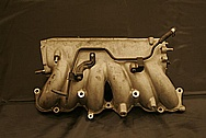 BEFORE PHOTO OF TOYOTA SUPRA INTAKE MANIFOLD