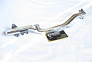 2010 Nissan Skyline GTR Aluminum Intake Manifold Piece AFTER Chrome-Like Metal Polishing and Buffing Services