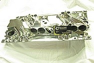 Chevrolet, Pontiac, Firebird, Camaro Aluminum Tuned Port Injection Intake Manifold AFTER Chrome-Like Metal Polishing and Buffing Services