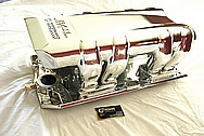 Ram Jet Performance Parts Aluminum Intake Manifold AFTER Chrome-Like Metal Polishing and Buffing Services