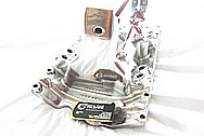 Performance Parts GM RAM JET PFI Aluminum Intake Manifold AFTER Chrome-Like Metal Polishing and Buffing Services