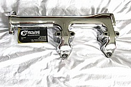 1957 Chevy Truck Engine Cast Iron Intake Manifold AFTER Chrome-Like Metal Polishing and Buffing Services / Restoration Services