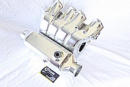 Volkswagen Aluminum Intake Manifold AFTER Chrome-Like Metal Polishing and Buffing Services / Restoration Services