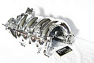 Mazda Miata Aluminum Intake Manifold AFTER Chrome-Like Metal Polishing and Buffing Services / Restoration Services