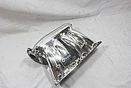 Honda Civic SI RBC Aluminum Intake Manifold AFTER Chrome-Like Metal Polishing and Buffing Services / Restoration Services