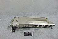 TPI Aluminum Intake Manifold Plenum BEFORE Chrome-Like Metal Polishing - Aluminum Polishing