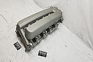 2003 - 2006 Dodge Viper Aluminum Intake Manifold BEFORE Chrome-Like Metal Polishing - Aluminum Polishing